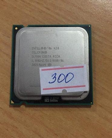 Процессоры intel celeron - Кыргызстан: Процессор CPU Intel Celeron 430 - 1.8 GHz (LGA 775, Conroe, 512KB