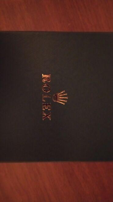 Qol saatları - Hövsan: Qızılı Kişi Qol saatları Rolex