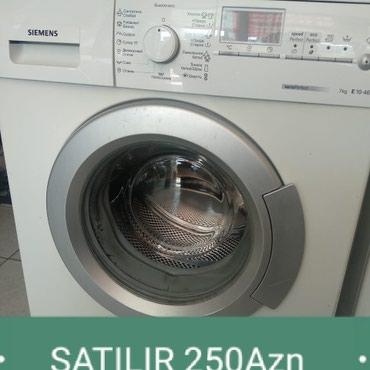 Bakı şəhərində Öndən Avtomat Washing Machine Siemens 7 kq.