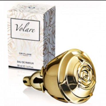 be the legend oriflame в Кыргызстан: Парфюмерная вода Volare Gold, Oriflame
