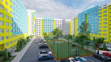 Продается квартира: 106 серия улучшенная, Кызыл Аскер, 1 комната, 42 кв. м