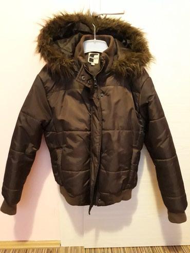 Zenska,zimska,kratka jaknica...M velicina,tamno braon...samo 590 din. - Pozarevac