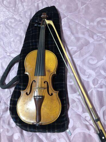 Скрипки - Кыргызстан: Продаю скрипки Состояние отличное,размер скрипок: На1м фото размер скр