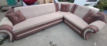 продажа коробок для переезда in Кыргызстан   АВТОЗАПЧАСТИ: Продаю диван в отличном состоянии!! Раздвижной, с дополнительным