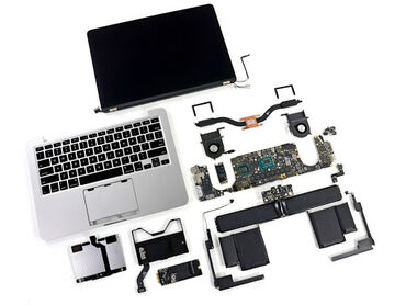 В продаже  -матрицы (экран) -клавиатуры -системы охлаждения - зарядные