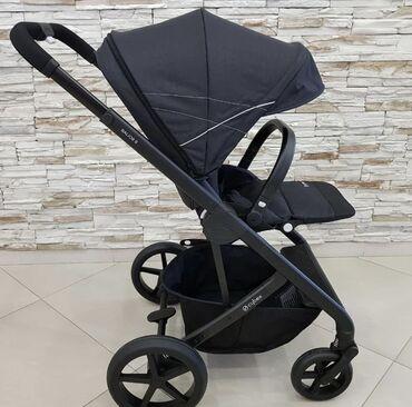Би попка каракол - Кыргызстан: Продаю коляску б/у Cybex Balios S. - Производство: Германия - Легкая