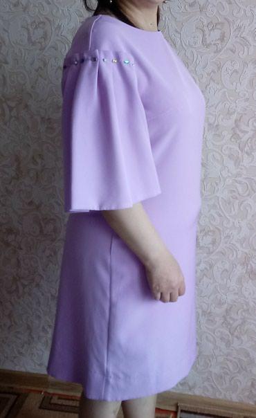 Новая, нежная платье сиреневый свет в Нарын