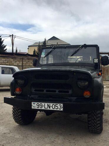 UAZ Azərbaycanda: UAZ 469 2.3 l. 1979   130000 km