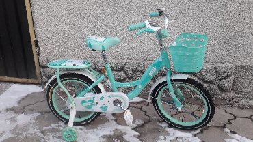детский велосипед bmx 16 в Кыргызстан: Новый детский велосипед для   Диски 16