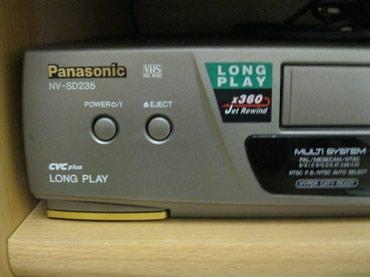 Продаю видеомагнитофон Panasonic в в Бишкек