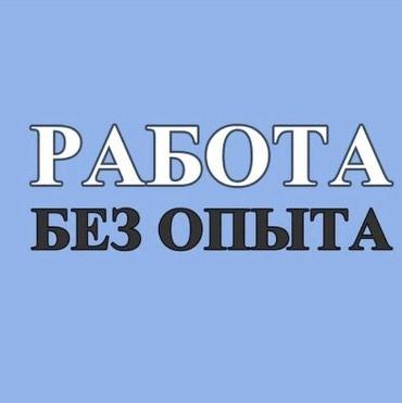 Требуется ассистент главному бухгалтеру.График с 9 00 до 18 00,(5/2). в Бишкек