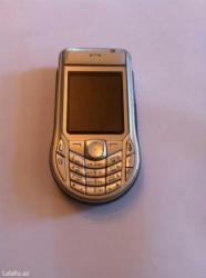 Bakı şəhərində Nokia 6630,tam original,korpus zavodskoy,adaptor var,galga ya gəlir ya