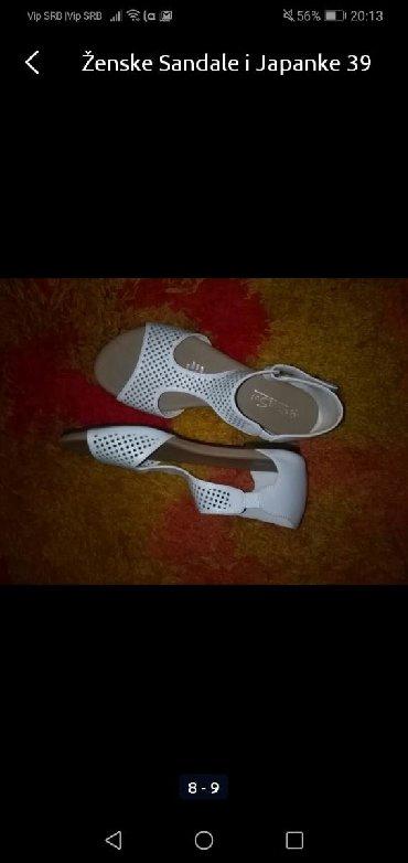 Ženska obuća | Sombor: Nove sandale