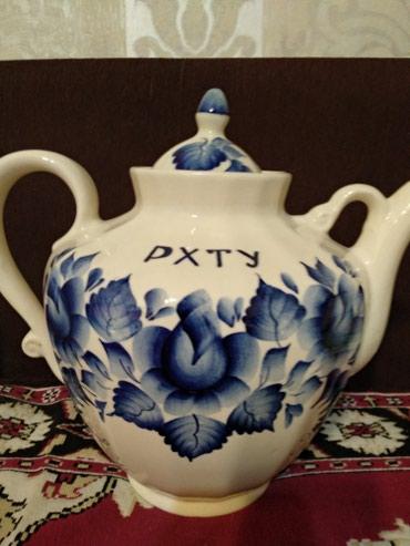 Чайник в Бишкек