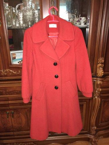 Продаю пальто ,состояние новое размер в Лебединовка