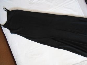 Svaku priliku haljina - Srbija: Nova, praktična, univerzalna i za svaku priliku crna tegljiva, maxi