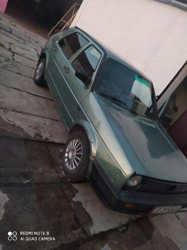 Volkswagen Golf 1.8 л. 1988
