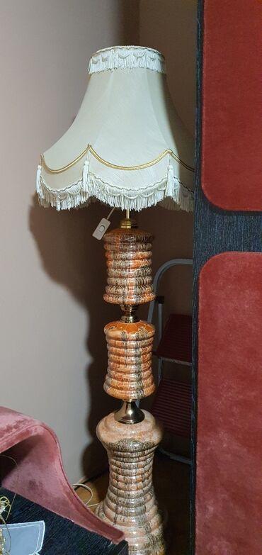 Kućni dekor - Sabac: Lampa porcelan