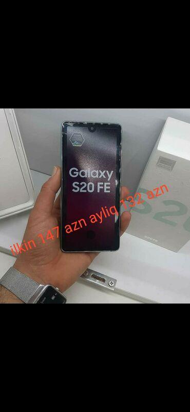 Samsung - Bakı: Samsung | 128 GB | Göy | Yeni | Zəmanət, Kredit, Sensor