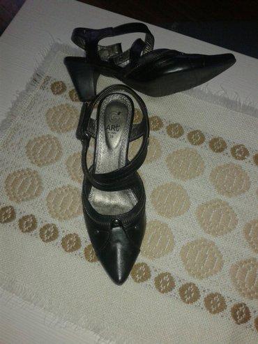 Nove sandalete,br. 38,jako udobne,kupljene u parizu. - Valjevo