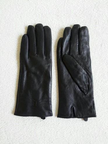 Kozne-patalone-crvene-broj - Srbija: Kozne rukavice