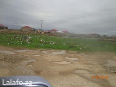 Bakı şəhərində Yeni Suraxanida Torpaq satilir. Her cur kommunal weraiti iwiq qaz su v