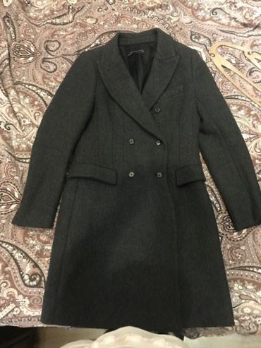 """Пальто «zara"""" (оригинал) куплено в Барселоне в Бишкек"""
