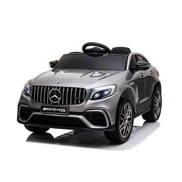 Детские электрокары - Кыргызстан: Детская машинка  Mercedes Benz GLC 63 S COUPE Машинка для детей в возр