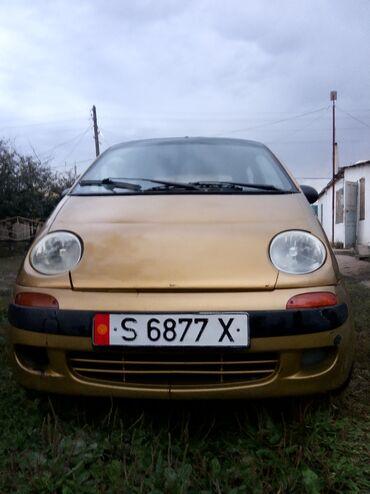 1649 объявлений: Daewoo Matiz 0.8 л. 1998
