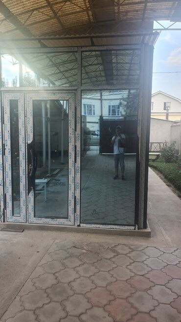 Stolyar kg межкомнатные входные двери бишкек - Кыргызстан: Окна, Двери, Витражи | Установка, Изготовление, Ремонт