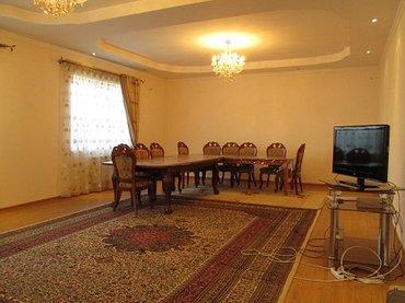 Сдается особняк в р-не улиц Медерова-Абая, 2 уровня, 250м2, участок 5 в Бишкек
