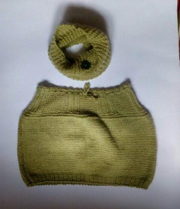 Vunena suknja + sal. Pojedinacno cena suknja 400 sal 200 - Belgrade