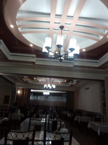 Ремон офисов натяжные потолки в Бишкек