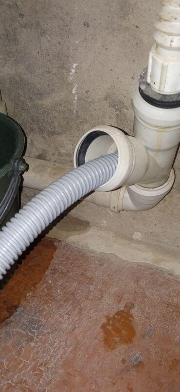 Сантехники - Кыргызстан: Сантехник электрик опытные мастера любые проблемы предотвратим