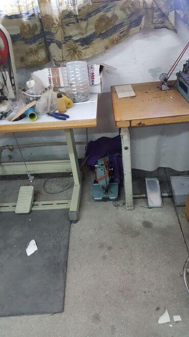 фабрики в Кыргызстан: Подается швейных цех . Помещение в аренде.10 прямострочек.оверлоки 8