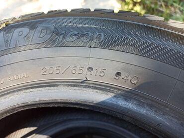 Продаю зимние шины Yokohama 205/65 R15, протектора жирные, за 4ш
