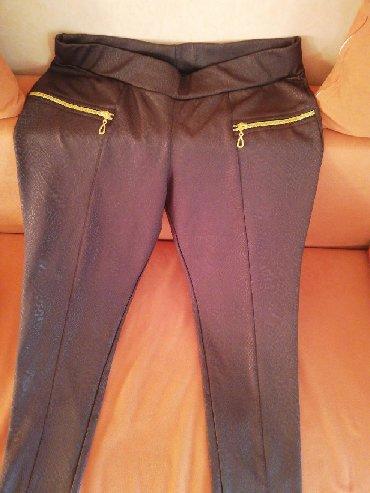 Njih-su-di - Srbija: Pantalone su mogu reći nove. Jednom su obučene. Veličina odgovara m i