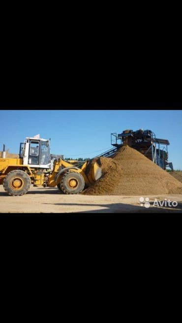 Песок Чистый без Камней 8 тон зил 3500 сом в Бишкек