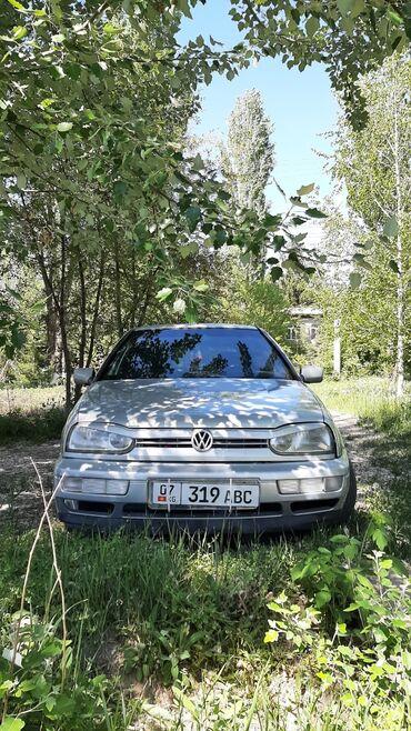 Транспорт - Кызыл-Адыр: Volkswagen Golf 1.8 л. 1998 | 12345 км