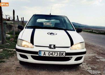 Peugeot 106 1 l. 1997 | 2697855 km