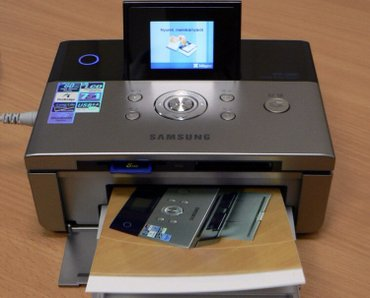 Фото принтер samsung photo printer spp 2040 в Bakı