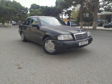 Mercedes-Benz C-Class 1.8 l. 1996   248735 km