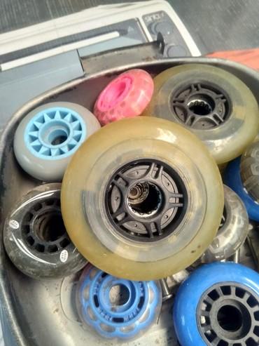 Продаю колеса для роликовых коньков. в Бишкек