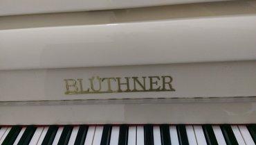 Bakı şəhərində Blüthner piano - almaniya istehsalı. çatdırılma-köklenme