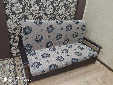 уголок диван трансформер в Кыргызстан: Продаю диван трансформер на железном каркасе