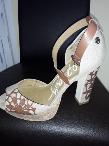 Replay sandale kombinacija koza platno bez ostecenja kao nove br 38 - Loznica
