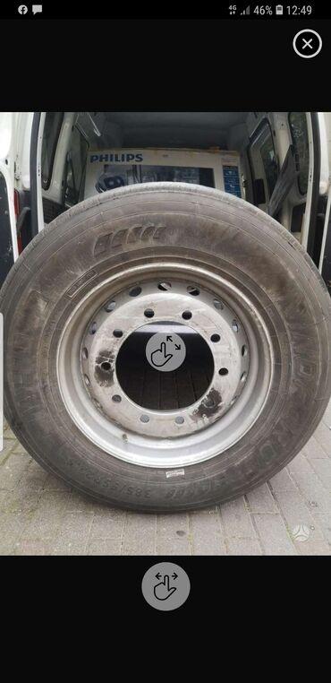 грузовые шины 385 в Кыргызстан: Куплю шины с дисками хорошем состоянии размер 385/55/22.5