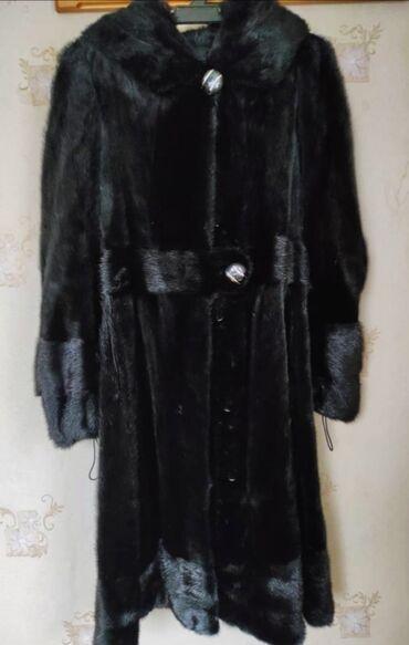 продам нов в Кыргызстан: Продаю норковую шубу, размер S, состояние новое, носила 2-3 раза