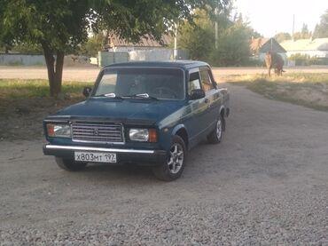 Автомобили - Токтогул: ВАЗ (ЛАДА) 2107 1.6 л. 2008   2107 км
