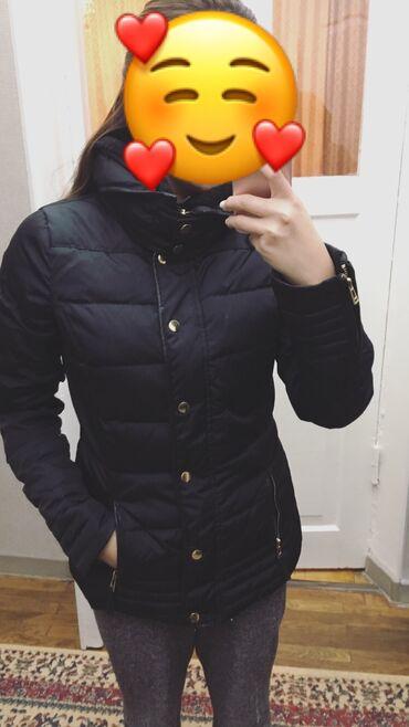 11227 объявлений: Куртка в отличном состоянии на глубокую осень или тёплую зиму с